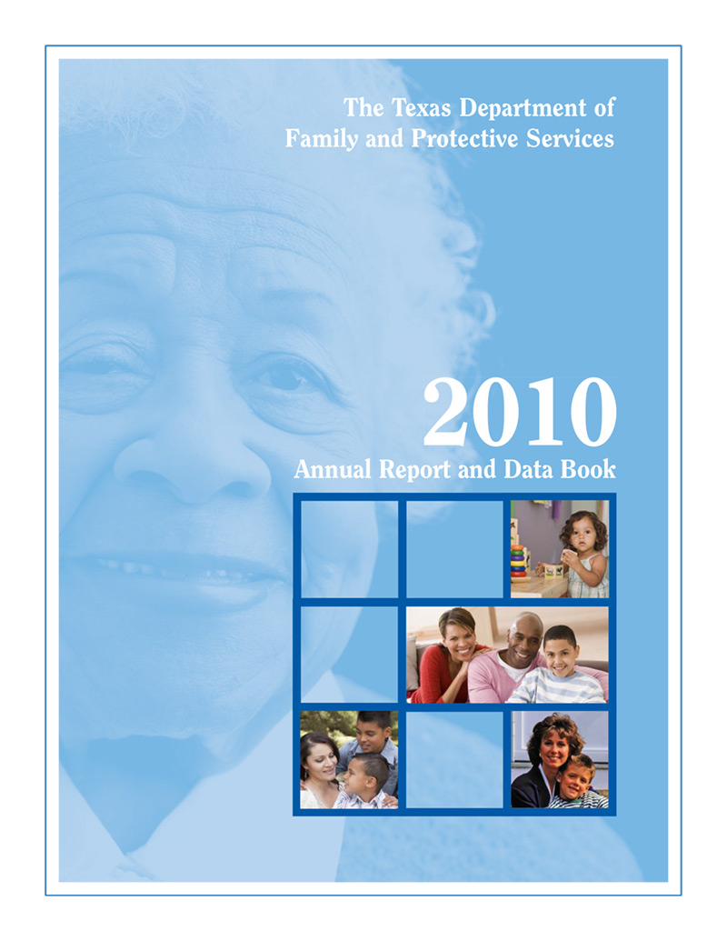 Cover of 2010 Annual Report and Data Book