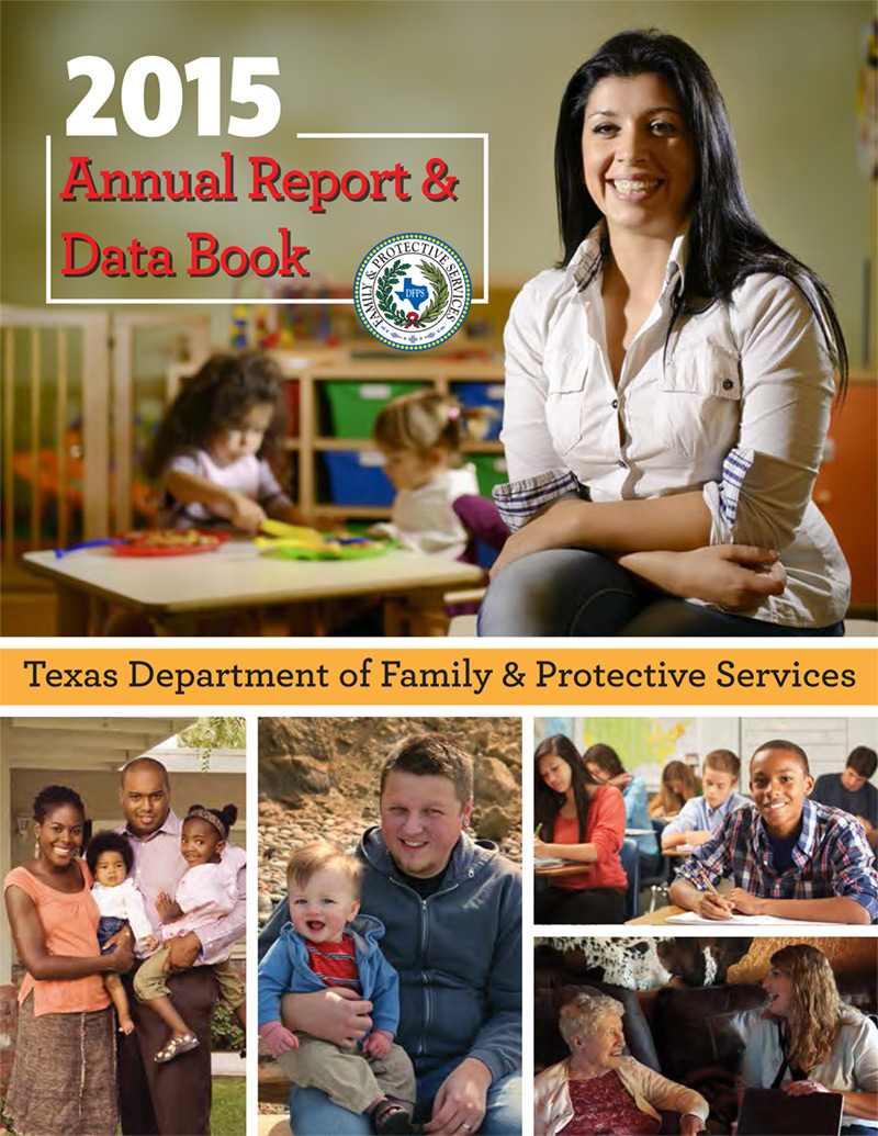Cover of 2015 Annual Report and Data Book