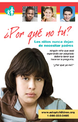 Cover of Why Not You flier - Spanish