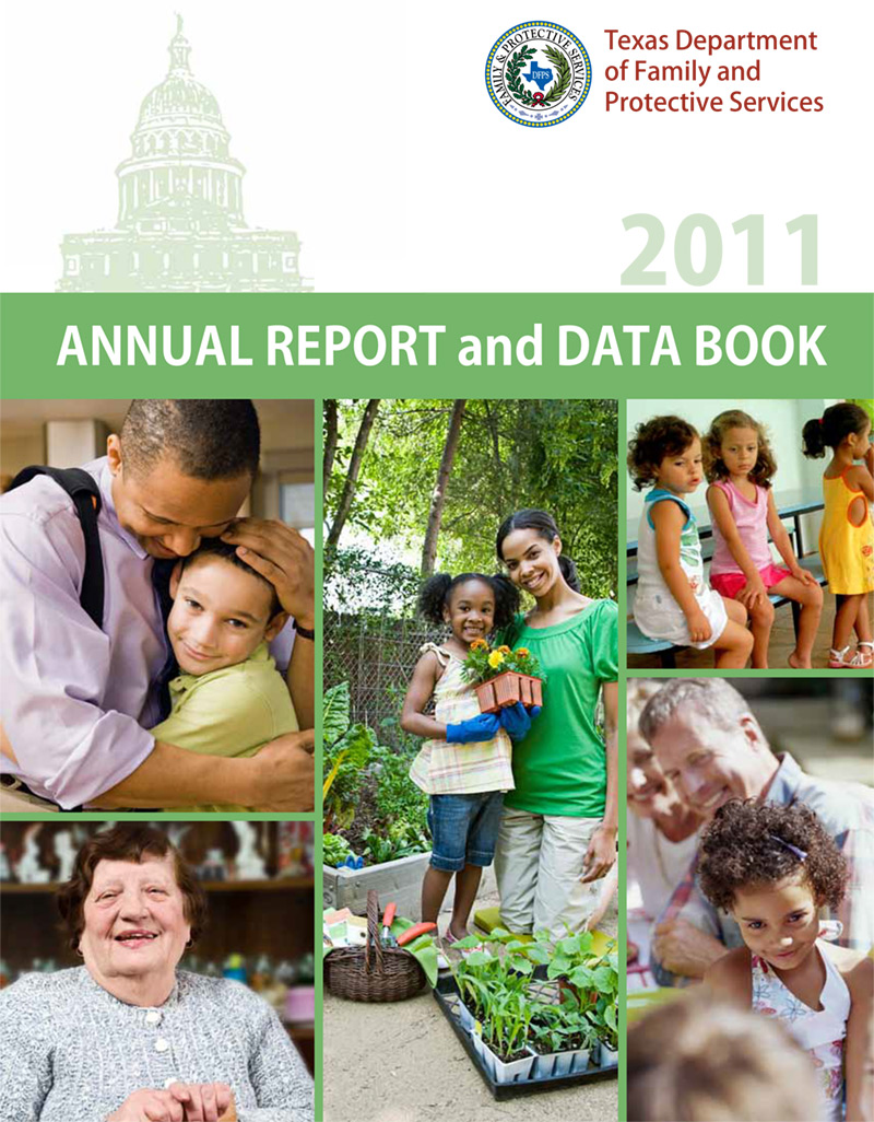Cover of 2011 Annual Report and Data Book