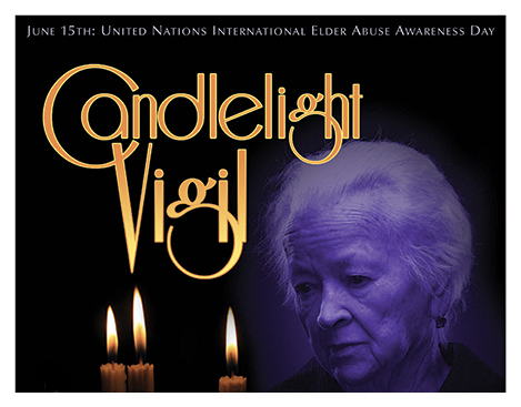 Candlelight Vigil Thursday, June 1th